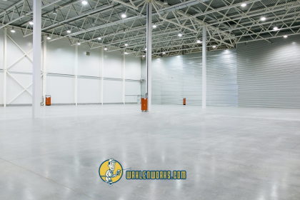 sealing concrete floors