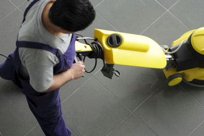facility cleaning and maintenance