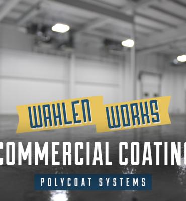 commercial floor coating